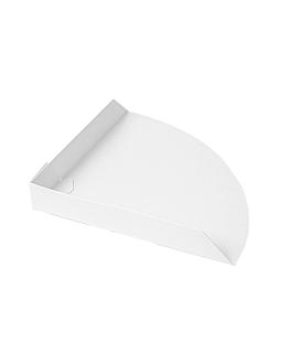 pelles crÊpes 'thepack' 230 g/m2 17x17x2,5 cm blanc carton ondulÉ nano-micro (800 unitÉ)