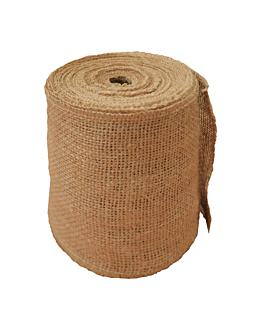 cinta regalo 10mx120 mm natural yute (1 unid.)