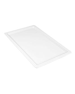 gn pans 1/1 2 (h) cm white melamine (6 unit)