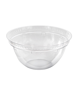 tubs to insert in cup 178.17  clear pet (1000 unit)