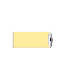 mantel en rollo 60 g/m2 1,20x25 m amarillo pÁlido airlaid (1 unid.)