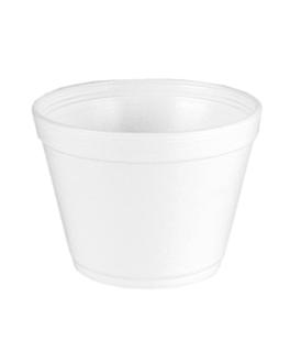 rÉcipients 480 ml Ø 11,5x8,5 cm blanc pse (500 unitÉ)