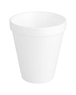 gobelets isothermes 240 ml Ø8x9 cm blanc pse (1000 unitÉ)
