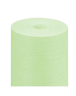 nappe 'like linen' 70 g/m2 1,20x25 m vert pomme spunlace (1 unitÉ)