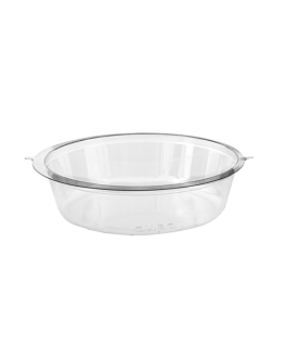 tubs to insert in cups 153.08  clear pet (1000 unit)