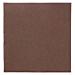 servilletas ecolabel 'double point' 18 g/m2 20x20 cm chocolate tissue (2400 unid.)