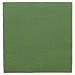 servilletas ecolabel 'double point' 18 g/m2 33x33 cm verde pradera tissue (1200 unid.)