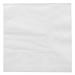servilletas 2 capas 18 g/m2 20x20 cm blanco tissue (4800 unid.)