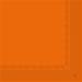servilletas ecolabel 2 capas 18 g/m2 39x39 cm naranja tissue (1600 unid.)
