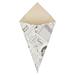 cucuruchos fritas 'times' 250 g 250 g/m2 16x27 cm blanco cartoncillo (1200 unid.)
