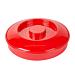 rÉcipients pour tortillas Ø 19 cm rouge mÉlamine (1 unitÉ)