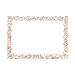 mantelines 'aristas' 48 g/m2 31x43 cm blanco celulosa (2000 unid.)