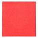 servilletas ecolabel 'double point' 18 g/m2 20x20 cm rojo tissue (2400 unid.)