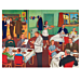 mantelines offset 'au restaurant' 70 g/m2 31x43 cm cuatricromÍa papel (2000 unid.)