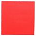 servilletas ecolabel 'double point' 18 g/m2 39x39 cm rojo tissue (1200 unid.)