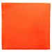 servilletas ecolabel 'double point' 18 g/m2 39x39 cm naranja tissue (1200 unid.)