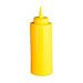 peras para salsas 360 ml Ø 6x18,2 cm amarillo pehd (6 unid.)