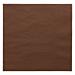 servilletas ecolabel 2 capas 18 g/m2 39x39 cm chocolate tissue (1600 unid.)