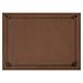 mantelines 48 g/m2 31x43 cm chocolate celulosa (2000 unid.)