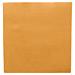 servilletas ecolabel 'double point' 18 g/m2 39x39 cm oro tissue (1200 unid.)
