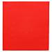 servilletas 55 g/m2 40x40 cm rojo airlaid (700 unid.)
