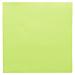 servilletas ecolabel 'double point' 18 g/m2 39x39 cm verde anÍs tissue (1200 unid.)