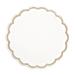 posavasos 9 capas 8x18 g/m2 + (30+12) g/m2 Ø9 cm blanco tissue (3000 unid.)