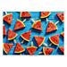 mantelines offset 'watermelon' 70 g/m2 31x43 cm cuatricromÍa papel (2000 unid.)