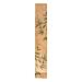 sachets boulangerie 'feel green' 32 g/m2 9+4x54 cm naturel kraft (250 unitÉ)