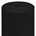 mantel en rollo 55 g/m2 1,20x50 m negro airlaid (1 unid.)