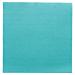 servilletas ecolabel 'double point' 18 g/m2 39x39 cm azul turquesa tissue (1200 unid.)
