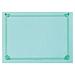 mantelines 48 g/m2 31x43 cm verde agua celulosa (2000 unid.)