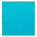 servilletas ecolabel 2 capas 18 g/m2 39x39 cm azul turquesa tissue (1600 unid.)