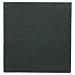 servilletas ecolabel 'double point' 18 g/m2 33x33 cm negro tissue (1200 unid.)