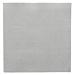 servilletas ecolabel 'double point' 18 g/m2 33x33 cm gris tissue (1200 unid.)