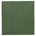 servilletas ecolabel 'double point' 18 g/m2 33x33 cm verde jaguar tissue (1200 unid.)