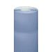 mantel en rollo 48 g/m2 1,20x7 m azul celeste celulosa (25 unid.)