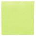 servilletas ecolabel 'double point' 18 g/m2 20x20 cm verde anÍs tissue (2400 unid.)
