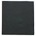 servilletas 55 g/m2 40x40 cm negro airlaid (700 unid.)