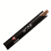 palillos japoneses enfundados 19,5 cm bambÚ oscuro (100 unid.)