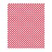 emballages pour hamburgers 'fitipaldi' 32 g/m2 28x34 cm rouge parch.ingraissable (1000 unitÉ)