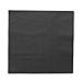 servilletas ecolabel 2 capas 18 g/m2 39x39 cm negro tissue (1600 unid.)