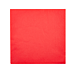 servilletas ecolabel 2 capas 18 g/m2 39x39 cm rojo tissue (1600 unid.)
