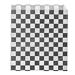 bolsas abiertas 2 lados 'fitipaldi' 34 g/m2 13x14 cm negro perg. antigrasas (1000 unid.)
