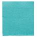 servilletas ecolabel 'double point' 18 g/m2 20x20 cm azul turquesa tissue (2400 unid.)