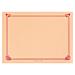 mantelines 48 g/m2 31x43 cm salmÓn celulosa (2000 unid.)