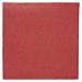 servilletas ecolabel 'double point' 18 g/m2 20x20 cm burdeos tissue (2400 unid.)