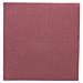 servilletas ecolabel 'double point' 18 g/m2 39x39 cm ciruela tissue (1200 unid.)