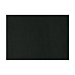 mantelines 48 g/m2 31x43 cm negro celulosa (2000 unid.)