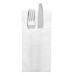 servilletas canguro ecolabel 2 capas 18 g/m2 40x40 cm blanco tissue (1000 unid.)